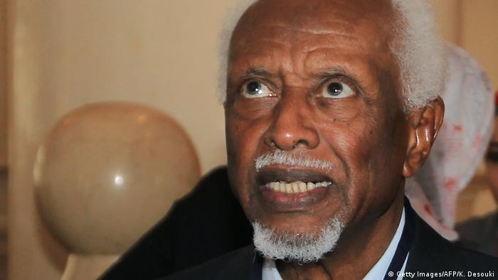 Sudan Ex-Präsident Abdel Rahman Swar al-Dahab (Getty Images/AFP/K. Desouki)