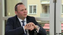 Sendung Fit und Gesund - Thomas Wolf (DW )