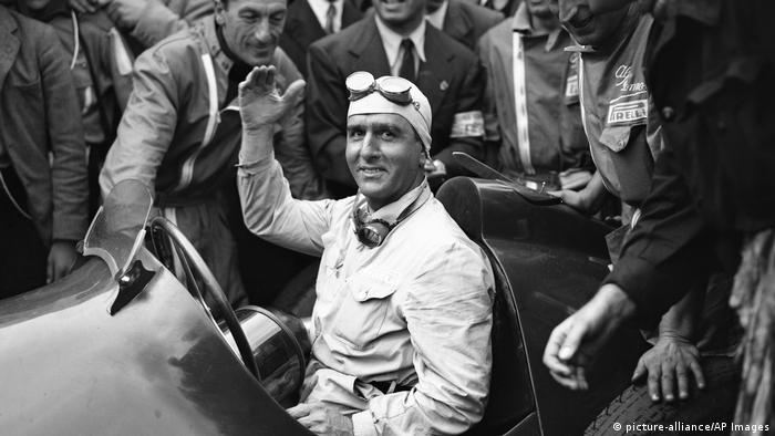 Motorsport Formel 1 Giuseppe Farina 1950 (picture-alliance/AP Images)