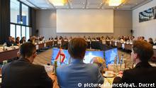 Deutschland Auftakt der Jahrestagung der Integrationsministerkonferenz