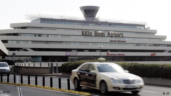 Такси в аэропорту Кельна/Бонна