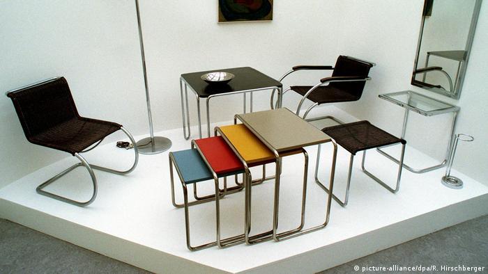 Мебель от Баухауса