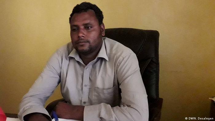 Äthiopien Goldabbau in Benishangul-Gumuz (DW/N. Desalegen)
