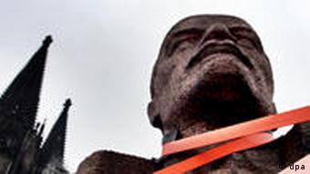 Ленин из Дрездена в Кёльне