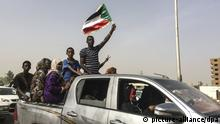Sudan, Demonstration
