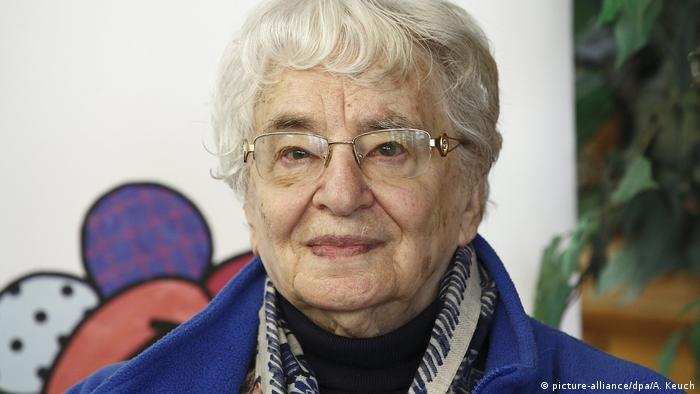 Deutschland Ruth Weiss