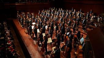 Andrés Orozco-Estrada und Jugendorchester aus Kolumbien