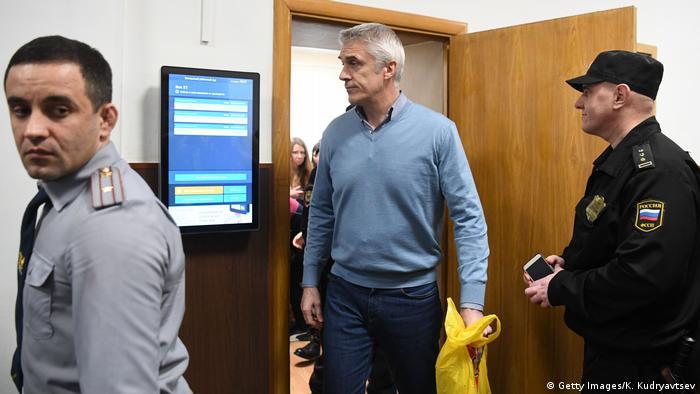 Russian Court Places Us Investor Michael Calvey Under House Arrest