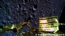 Israelische Raumsonde bei Landung auf dem Mond zerschellt