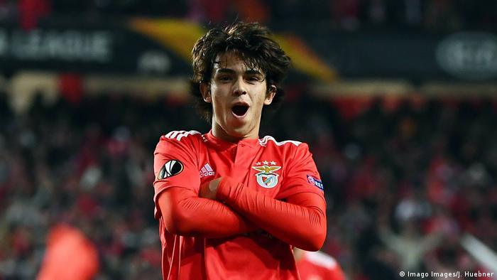 Prodigious Joao Felix Stops Benfica Longing For Luka Jovic