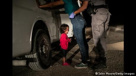 World Press Photo Contest 2019 | Gewinner Photo of the Year (John Moore/Getty Images)