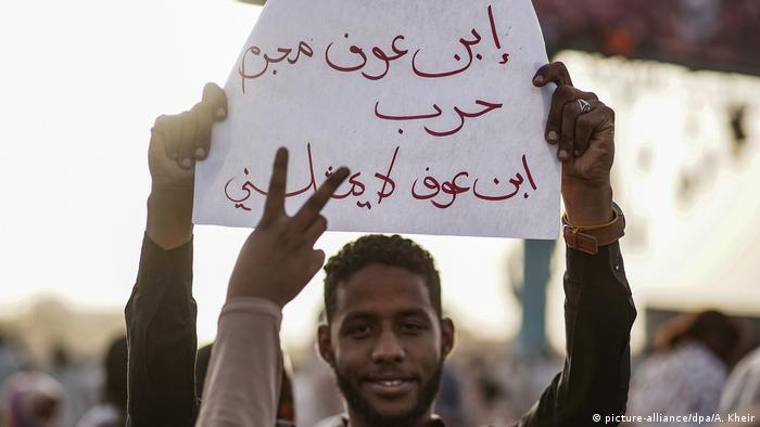 Demonstrationen im Sudan