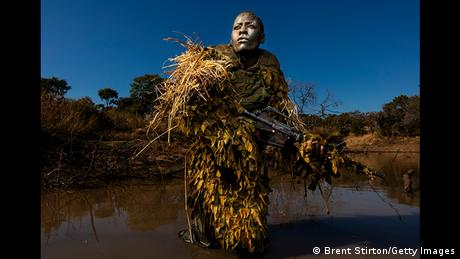 Akashinga — the Brave Ones photo by Brent Stirton (Brent Stirton/Getty Images)