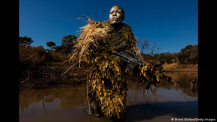 World Press Photo Contest 2019 | Gewinner Environment (Brent Stirton/Getty Images)