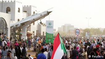 Demonstration Sudan Karthoum