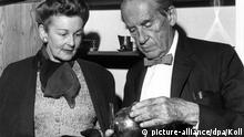 Ise und Walter Gropius