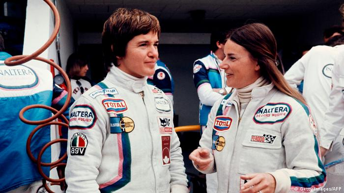 Motorsport Formel 1 Lella Lombardi (Getty Images/AFP)