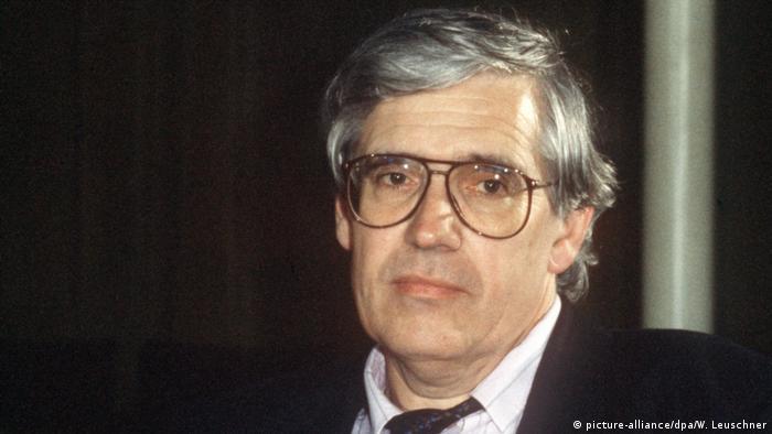 Klaus Förster (picture-alliance/dpa/W. Leuschner)