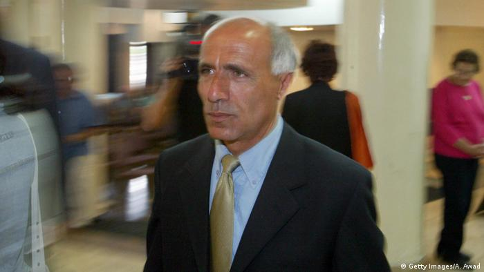 Israeli Mordechai Vanunu (Getty Images/A. Awad)