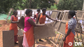 Eco Africa Sendung - Woman in Uganda (DW)