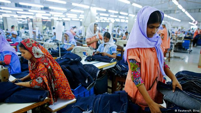 Has Bangladesh Made Progress On The Rights Of Garment Workers Asia An In Depth Look At News From Across The Continent Dw 06 02 2020