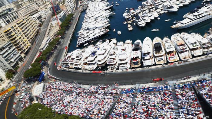 Motorsport Formel 1 2017 - Großer Preis von Monaco (picture-alliance/Hoch zwei)