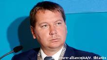 Ukraine Kiew Andrii Gordieiev
