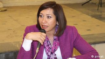 نور الإمام ناشطة حقوقية