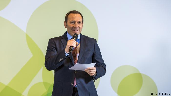 Verleihung der Start Green Awards 2018 - Prof. Klaus Fichter