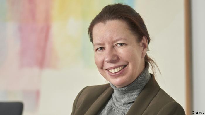 Susanne Keuchel, Mitglied des Rundfunkrats der DW