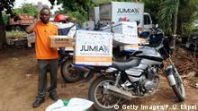 Die größte afrikanischen Online-Plattform Jumia