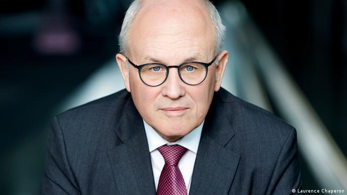 Volker Kauder, Mitglied des Verwaltungsrats der DW