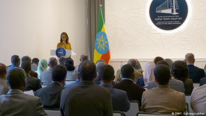 Äthiopien, Diskussion über den Aufbau von Institutionen