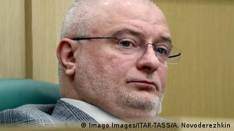 Председатель комитета Совета Федерации по конституционному законодательству и госстроительству Андрей Клишас