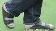 Männer in Socken und Sandalen - Ostdeutsche Frauen mögen es