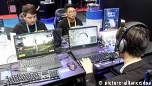 Videospiel Playerunknown's Battleground wird in China gespielt
