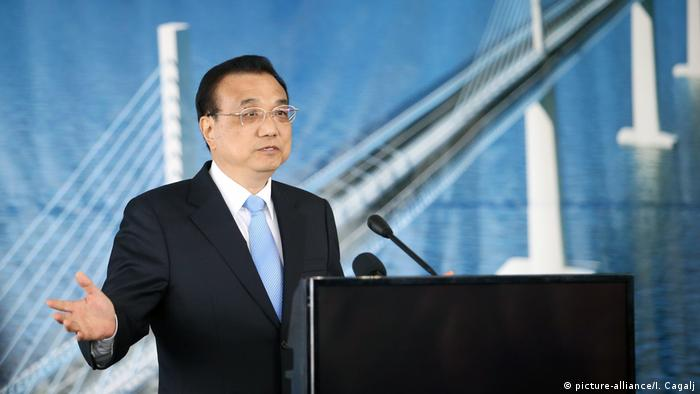 Li Keqiang besucht Kroatien
