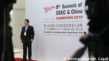 CEEC & China business forum - Dubrovnik, Krotien