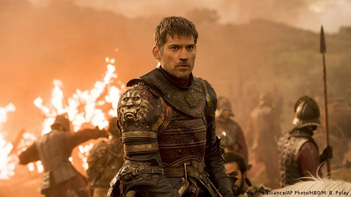 "Scena iz serije ""Igra prestola"", u produkciji HBO"