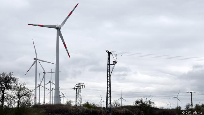 Windenergie im Deutschland