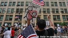 USA Chicago 2018   Protest gegen Trennung von Einwandererfamilien