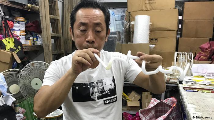 Hongkong Neonlichter | Master Wu (DW/V. Wong)