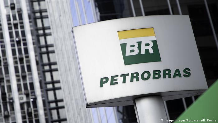 Letreiro da Petrobras