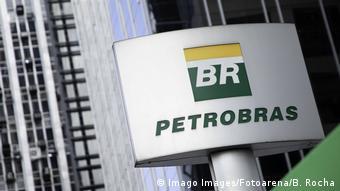 Foto de logo de Petrobras