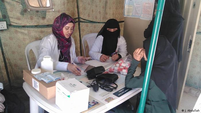 Yemen Sanaa - Cholera (J. Abdullah)