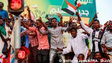 Sudan Proteste in Khartum