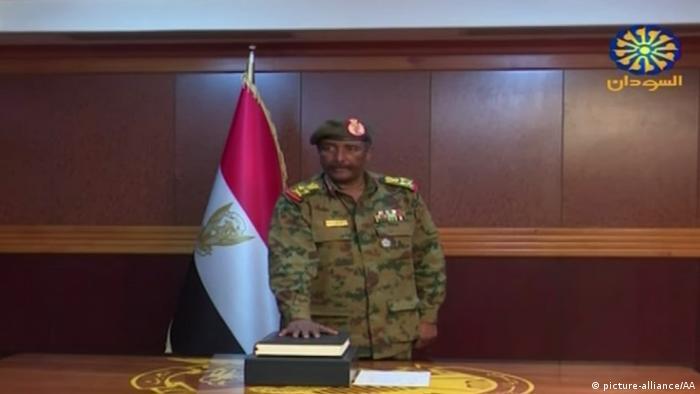 Sudan Militärrat Abdel Fattah al Burhan (picture-alliance/AA)