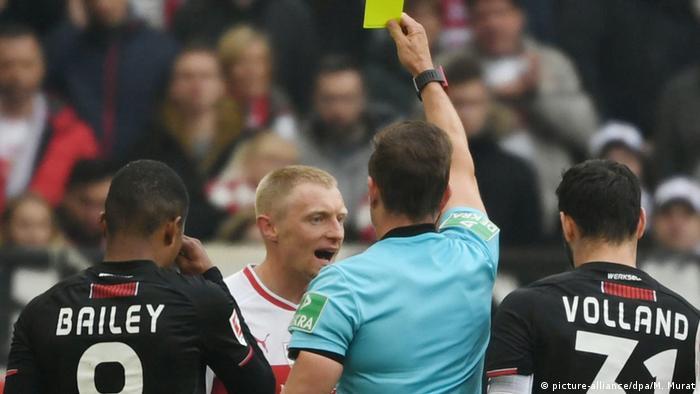 Fußball Bundesliga VfB Stuttgart - Bayer 04 Leverkusen