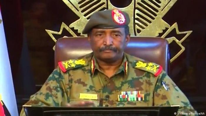 Sudan Militärrat Abdel Fattah al Burhan