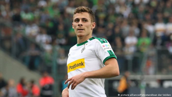 Fußball Bundesliga Borussia Mönchengladbach - Werder Bremen Thorgan Hazard